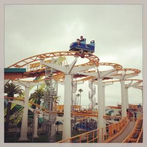 knotts roller coaster